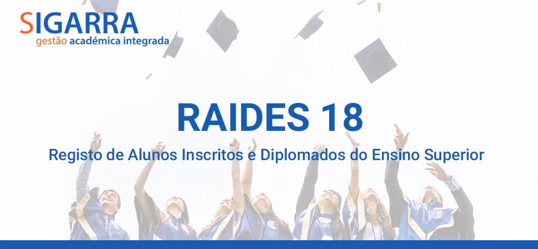 Preparado para o RAIDES'18?