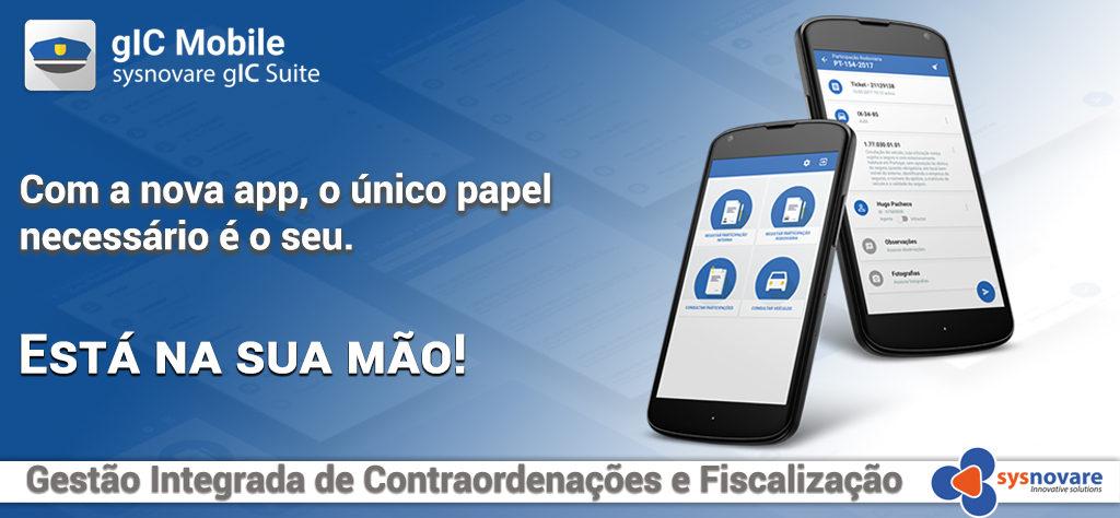 Lançamento gIC Mobile