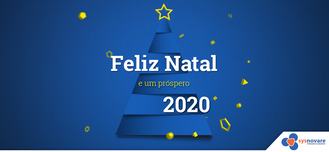 Postal de Natal Sysnovare 2019