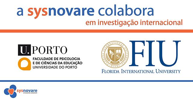 Sysnovare colabora em Investigação Internacional