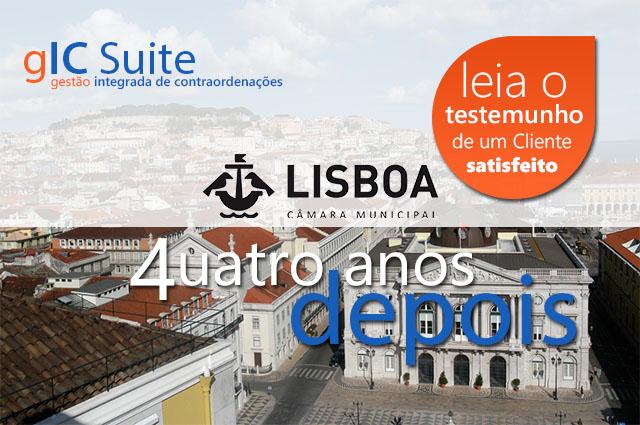 gIC Suite é uma aposta ganha do Município de Lisboa