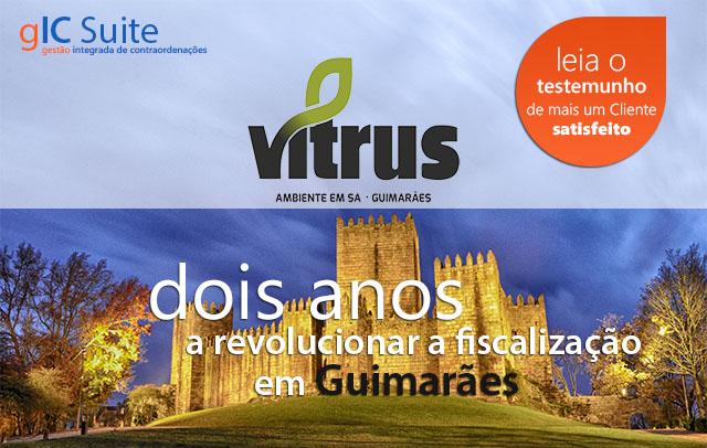 gIC Suite revoluciona a fiscalização na cidade de Guimarães