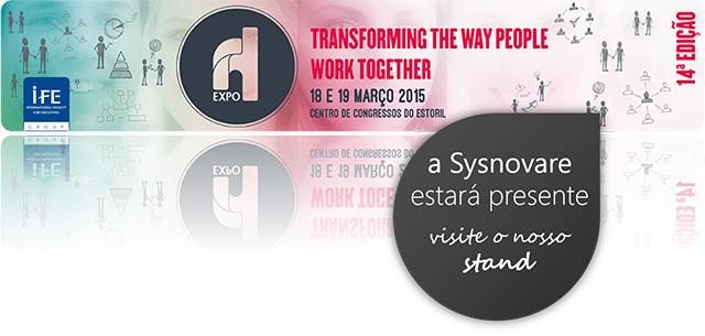 A Sysnovare marca presença na 14ª Edição da Expo RH