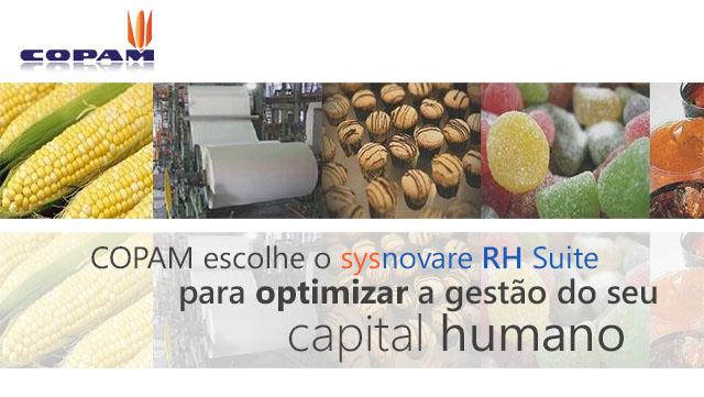 COPAM escolhe sysnovare RH Suite