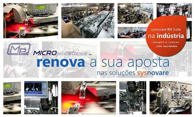 Microplásticos renova a sua aposta nas soluções Sysnovare