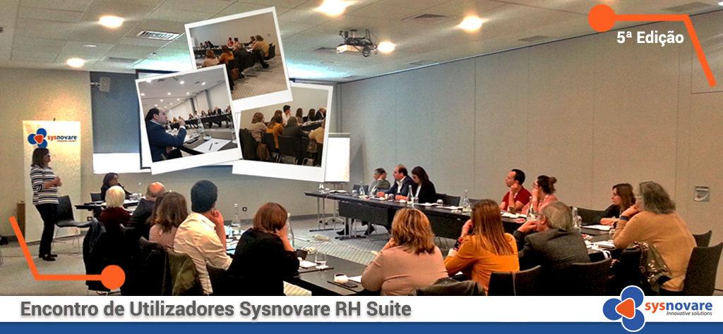 Encontro de Utilizadores Sysnovare RH Suite