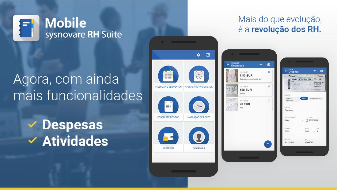 Nova versão RH Mobile