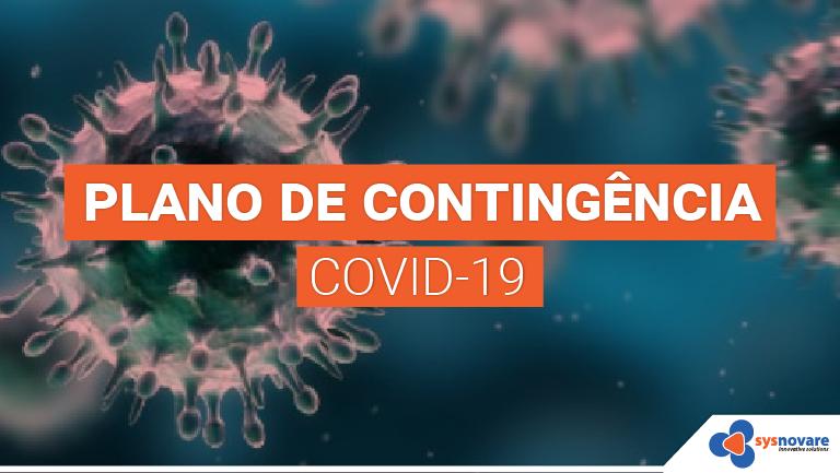 Plano de Contigência COVID-19