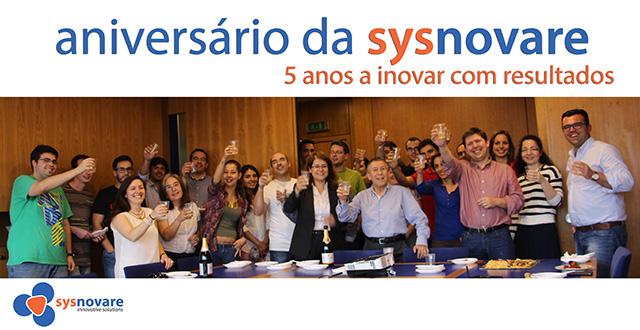 Sysnovare comemora 5 anos