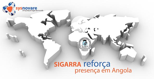 SIGARRA instala-se em Angola