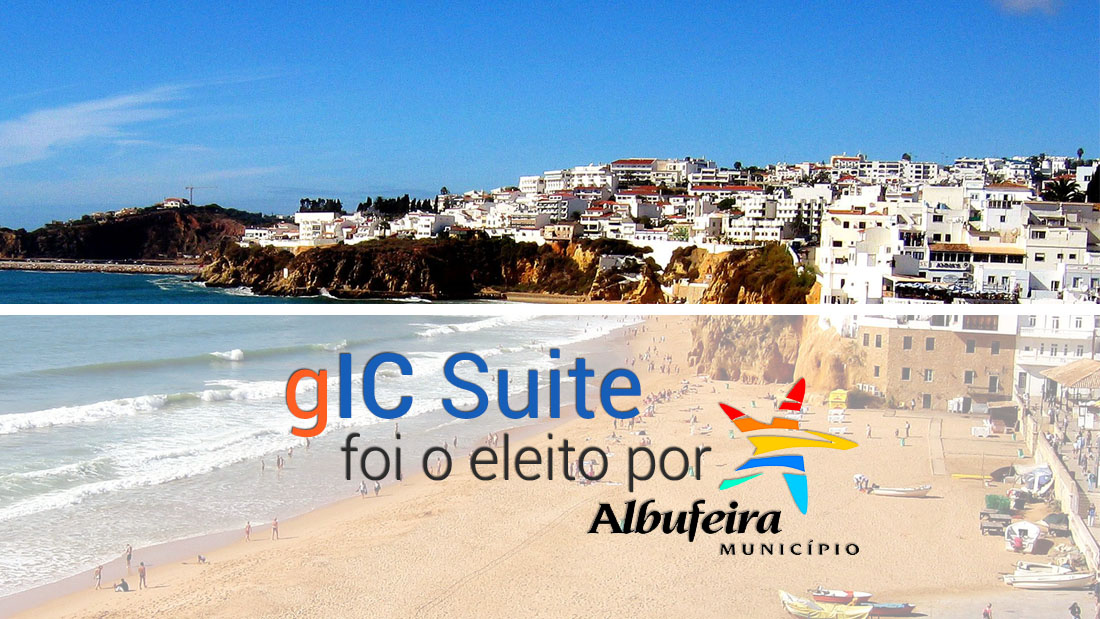 gIC Suite foi o eleito pelo Município de Albufeira