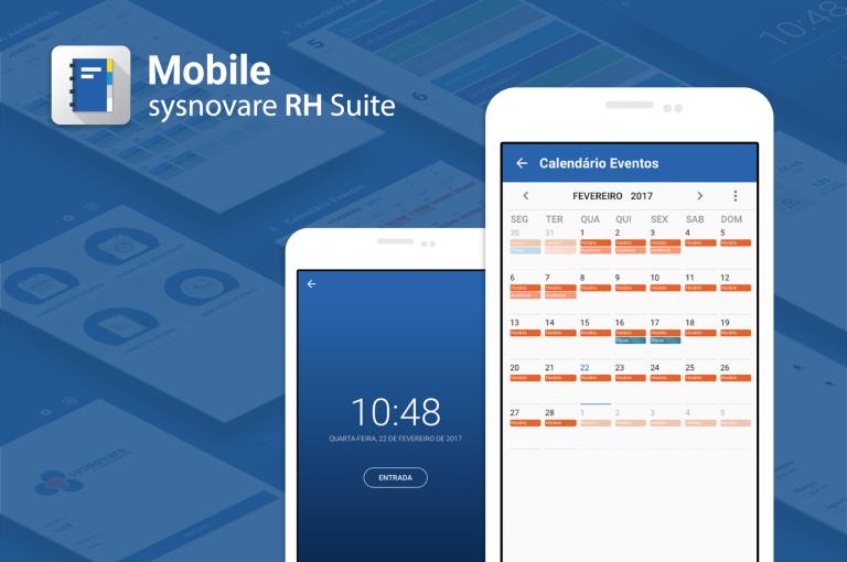 RH Mobile - App para smartphone do Sysnovare RH Suite